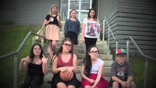Popular Song - Mika Feat. Ariana Grande - Glee Club COVER