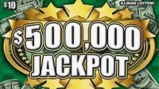 Live! Illinois Lottery Manual Win All