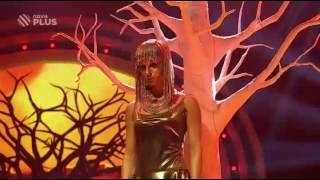 Markéta Procházková jako The cranberries ,,Zombie''