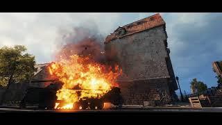 Cinematc Replays │World of Tanks  │Kv-2