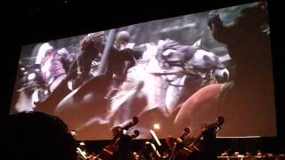 The Lord Of The Rings Live Orchestra Chorus The Two Towers RCMH