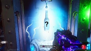"""DER EISENDRACHE"" RAREST PERK IN THE WUNDERFIZZ! (Black Ops 3 Zombies)"