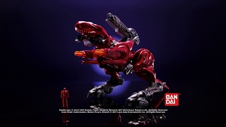 SABAN'S POWER RANGERS T-Rex Battle Zord Commercial by BANDAI
