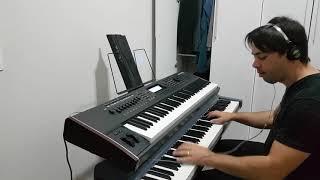 Beauty and Beast (Tema de A Bela e a Fera) - Instrumental piano