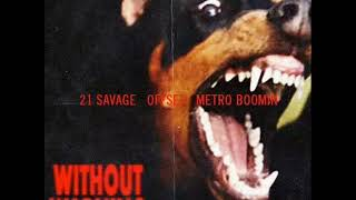 21 Savage - Run Up the Racks (Instrumental)