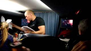 Bustrip from Denmark to Qlimax 2009