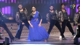 Pakka Local Song | Meenakshi Dixit Dance Performance | Super Masti | Srikakulam | 19th February 2017 width=
