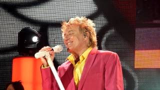 Rod Stewart - The First Cut is the Deepest - Live at O2 Arena London - Wednesday 28th July 2010