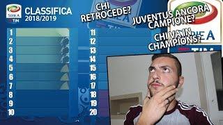 JUVENTUS ANCORA CAMPIONE D'ITALIA? [PRONOSTICO CLASSIFICA SERIE A]