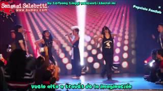 Sub Español ⇝ SM*SH (SMASH) feat STACY - HELLO (Live)