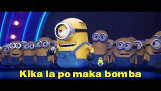 Despicable Me 3 - Karaoke Lyrics Video (Universal Pictures) HD