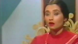 SALMA AGHA - Ik Bar Milo Humse To Sau Bar Milenge - Salma Agha Live