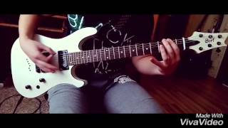 55 Escape  - Forever (guitar cover by K.Goncharov)