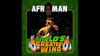 """Afroman, """"Drinkin' on the Sidewalk"""""""