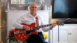 I love you because - Jim Reeves - instrumental cover by Dave Monk