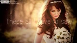 HAPPY WEDDING DAY   ILLSLICK FEAT KK เนื้อเพลง