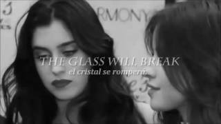 CAMREN/Hands Of Love/Miley Cyrus