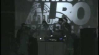 3korp: Antone feat. ALX Shut up [live] (DJ Liquid)