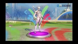Overwatch \\ Unboxing Genji Nihon Skin