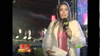 Banda Live Rock - Show da Virada 2012 - Guarapiranga (chamada ao vivo Band)