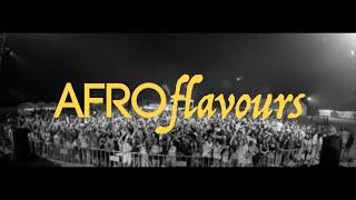 Afroflavours ● Nazaré Beach Party 2014 [live]