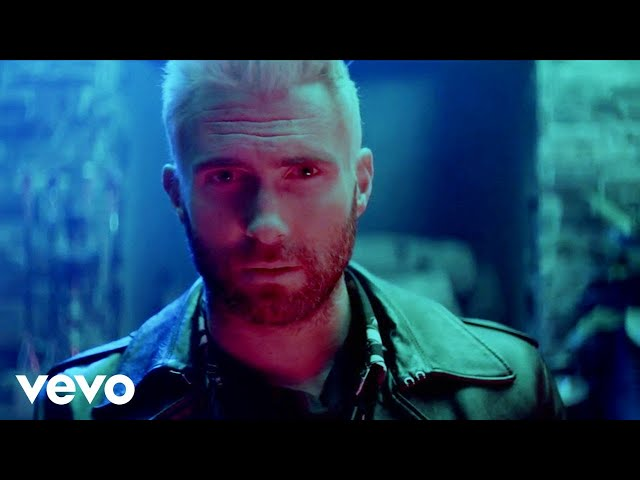 "Video oficial de ""Cold"" de Maroon 5"
