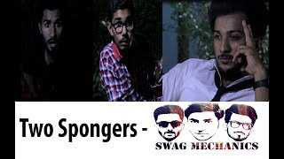 Two Spongers | Swag Mechanics | Funny Videos 2017