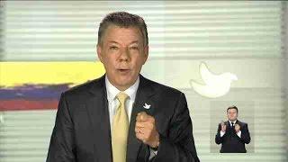 Santos prorroga el alto al fuego con las FARC hasta el 31 de diciembre