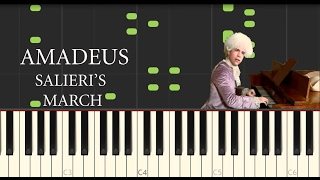 Mozart - Salieri's March / Synthesia (Amadeus Scene)