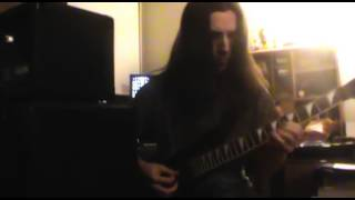 Bullet for my Valentine - Raising Hell - Solo Cover (with tabs)
