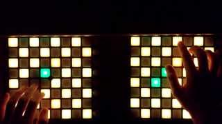 Daft Punk — Harder Better Faster Stronger (Launchpad S cover) + Project file!