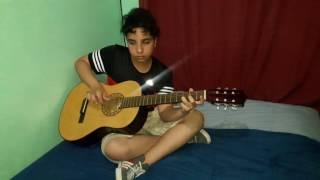 Mariposa technicolor Fito Páez cover en guitarra