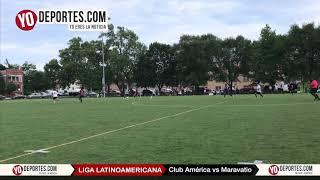 Club America vs. Maravatio Liga Latinoamericana