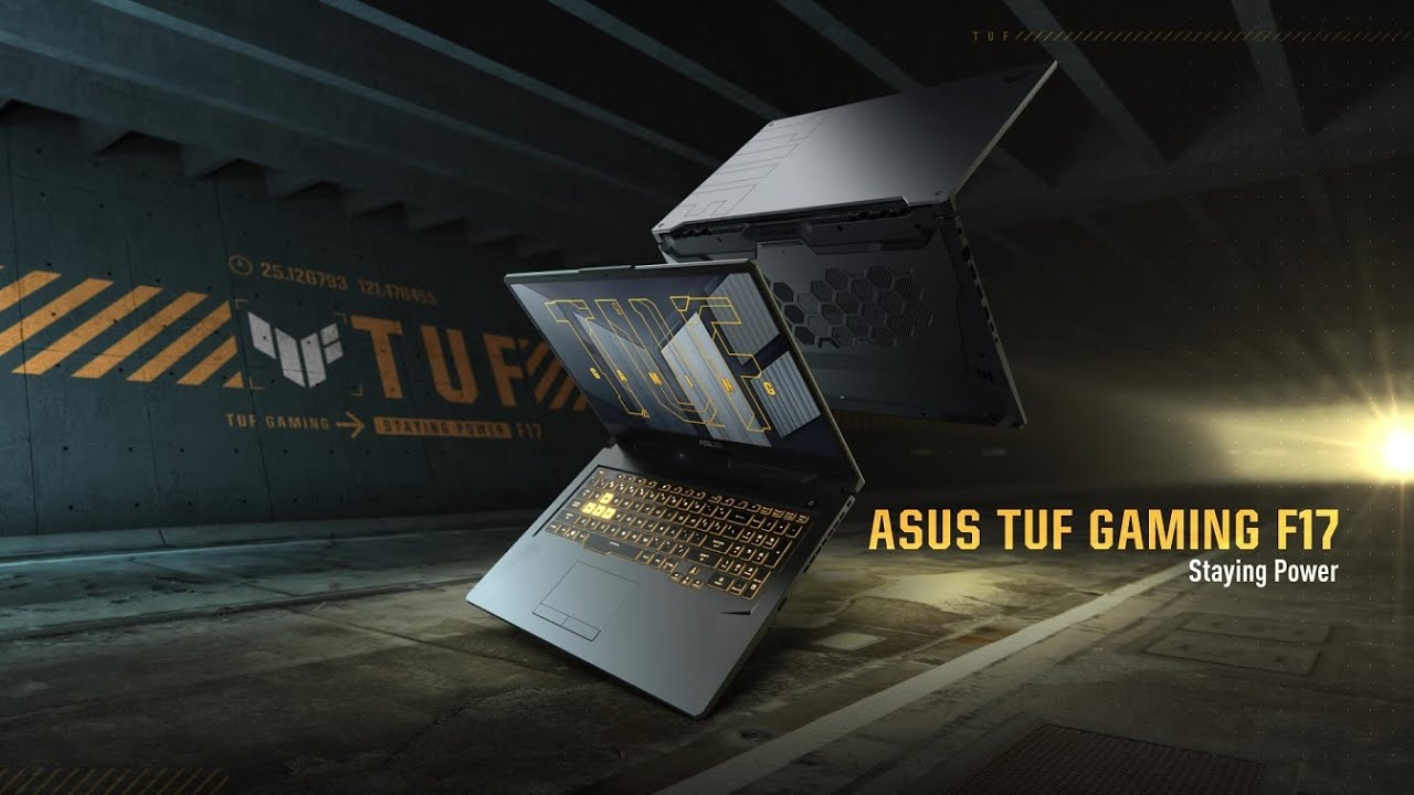2021 ASUS TUF Gaming F17|Laptops For Gaming|ASUS Global