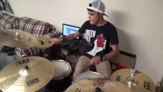 Kick Me - Sleeping With Sirens - Drum Cover
