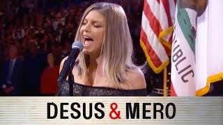 Fergie's NBA All-Star National Anthem