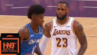 Los Angeles Lakers vs Orlando Magic 1st Qtr Highlights | 11.25.2018, NBA Season