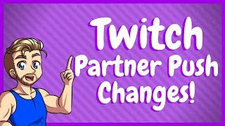 Twitch Partnership Requirements Just Got Harder