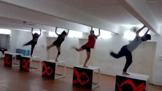 Alex Thesleff - bad karma choreography (contemporary dance)