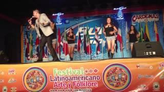 JC Barrios - No Quiero Perderte (Live) en LA COUNTRY FAIR 2