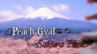 DANCEHALL QUEEN MOMO AKA PEACH GYAL 桃 presents 桜 SAKURA TIME
