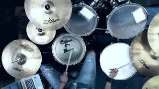 Locos-León Larregui (Drum Cover)