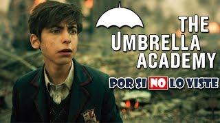 Por si no lo viste: The Umbrella Academy