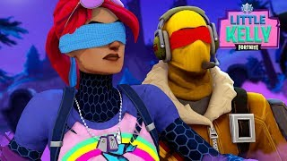 BIRD BOX in FORTNITE - THE MONSTERS HAVE ARRIVED | Little Kelly