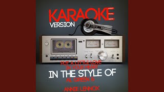 Put a Little Love in Your Heart (In the Style of Al Green & Annie Lennox) (Karaoke Version)