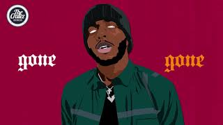 "6lack Type Instrumental ""Gone"" 