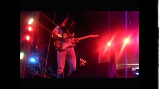 Solo de guitarra en vivo / Percy Aleksander