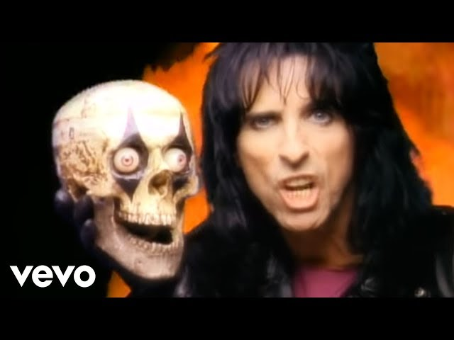 "Video de ""Hey Stoopid"" de Alice Cooper"