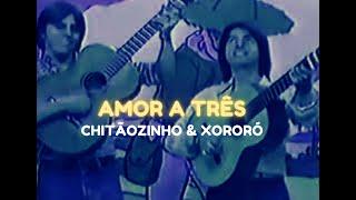 Vídeo raro dr Chitãozinho & Xororó nos anos 80
