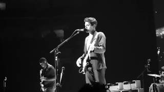 John Mayer - Changing (Tour Debut)